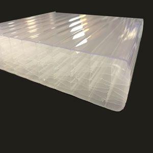 Panneau Polycarbonate 32 mm opaque pour pergola Stores Online