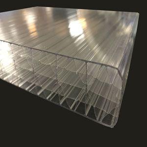 Panneau Polycarbonate 32 mm translucide pour pergola Stores Online